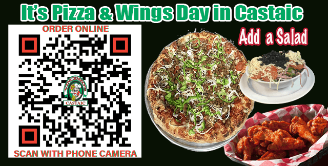 Weekends are for Pizza & Wings   Vincenzo's Castaic