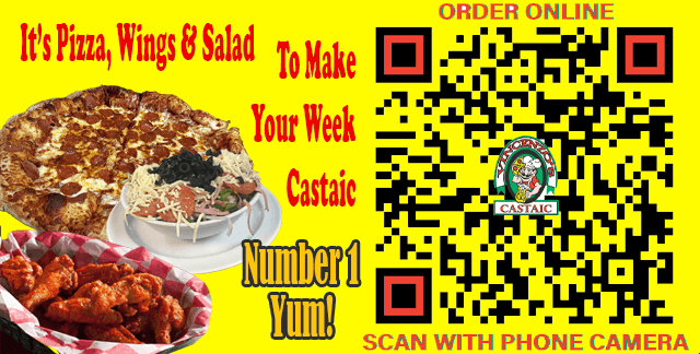 Vincenzo's Castaic    Scan the code To Order